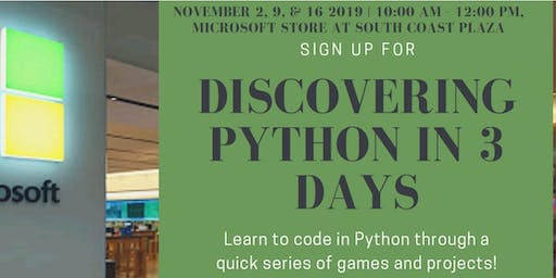 Programming with Python Turtle at Microsoft Store (FREE)