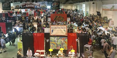 Reptile Super Show (Los Angeles- Pomona) 1 DAY PASS August 15-16, 2020