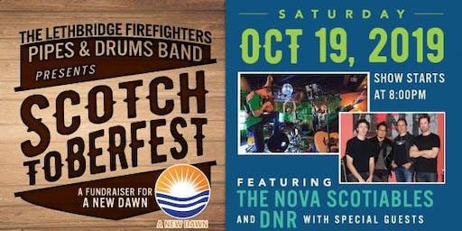 Scotchtoberfest - A New Dawn Fundraiser
