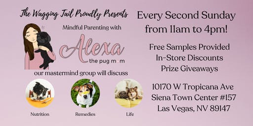 Mindful Parenting with Alexa The Pug Mom