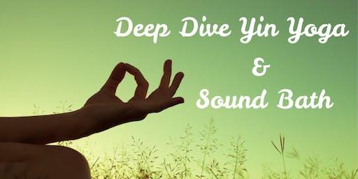 Yin Yoga + Sound Bath