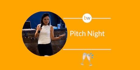 Pitch Night! tickets