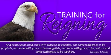 Training for Reigning November 2: Spiritual Freedom Part 2 tickets