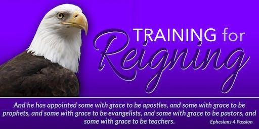 Training for Reigning November 2: Spiritual Freedom Part 2