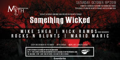 """""""Something Wicked"""" by Elevate at Myth Terrace 