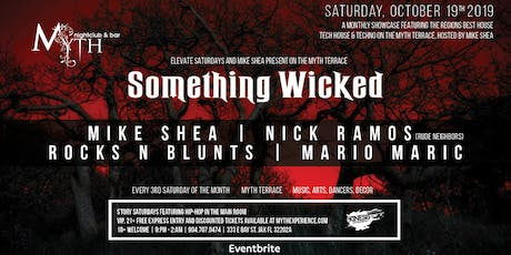 """Something Wicked"" by Elevate at Myth Terrace 