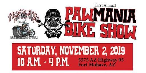 PAWMania Bike Show