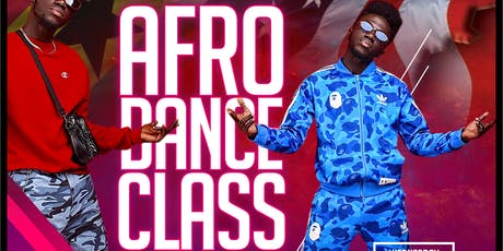 STTW Presents: OPEN LEVEL | Afro Dance Class with Mr Shawtyme  tickets