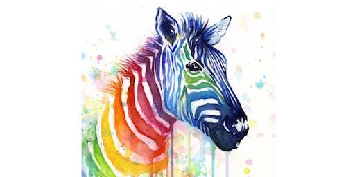 Rainbow Zebra - Manly Ivanhoe Hotel
