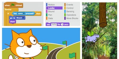 Free Morning Scratch Coding Weekends In Tokyo, Japan (Age: 7-12)