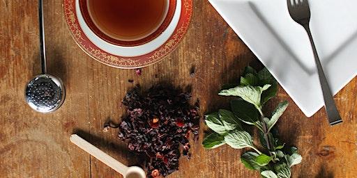 Winter Tea-Blending Workshop