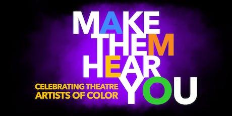 Make Them Hear You Writer Showcase tickets