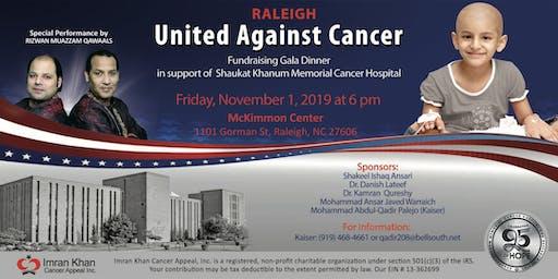 Fundraising Gala Dinner in Raleigh