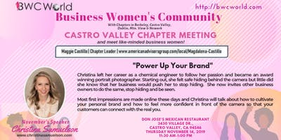 BWC Castro Valley Meeting