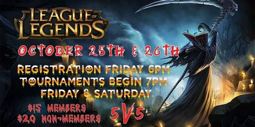 League of Legends 2-Day Community Tournament