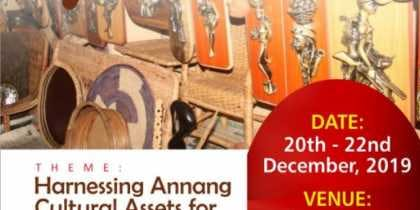 Annang Festival Of Art And Culture,AFAC 2019