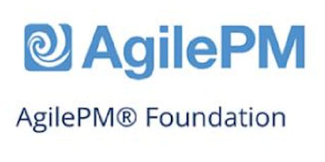 Agile Project Management Foundation (AgilePM®) 3 Days Virtual Live Training in Cork tickets