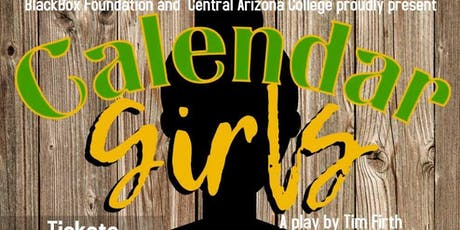 Calendar Girls, Friday Night tickets