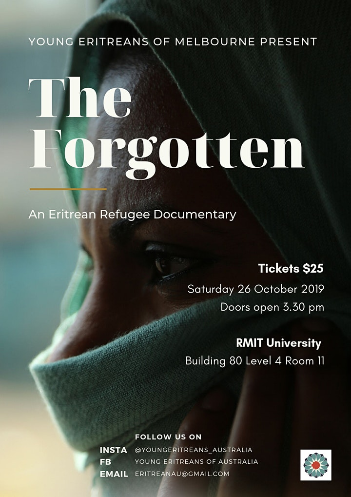 The Forgotten Documentary MELBOURNE image