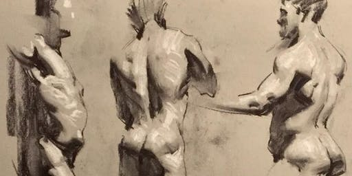 Tuesday Life Drawing at Parliament on King
