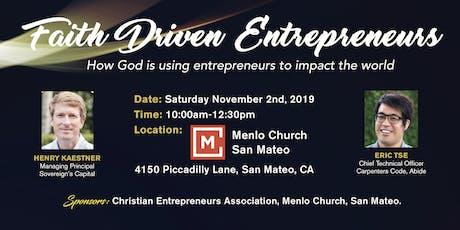 Faith Driven Entrepreneurs tickets