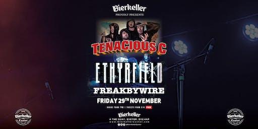 Tenacious G - Ethyrfield - Freakbywire