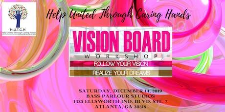 H.U.T.C.H  2nd Annual Vision Board Workshop tickets