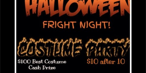 1st Halloween Fright Night @ Glow Bar ATl