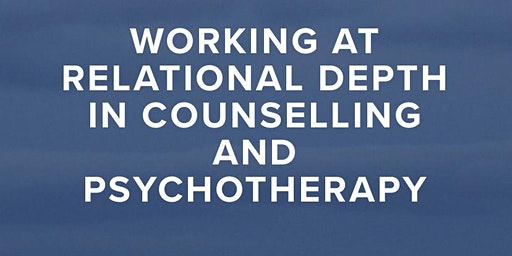 Mick Cooper: Relational Depth One Day CPD Workshop.