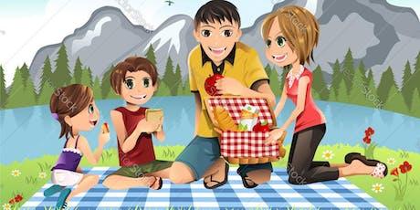 SEN family picnic tickets
