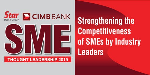 SME Thought Leadership Series 2019 - Tea Talk #3