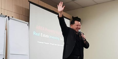 [*Discover Secrets on Property Investments with KK Goh * ] tickets