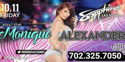 Sapphire Las Vegas Gentlemans Club (Monique Alexander)