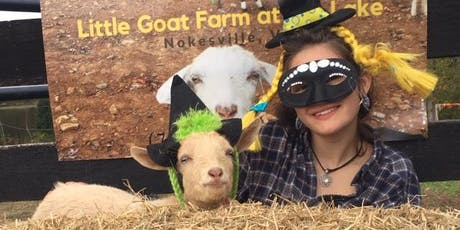 Halloween Goat Yoga! tickets
