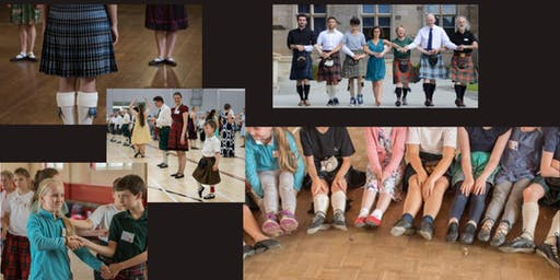 Introduction to Scottish Country Dancing - Family Series