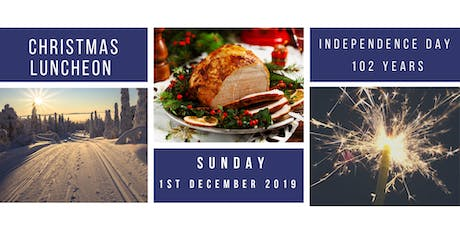 GCFSC Joululounas - Finnish Christmas Luncheon (and Independence Day) tickets