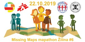 Missing Maps mapathon Žilina #6