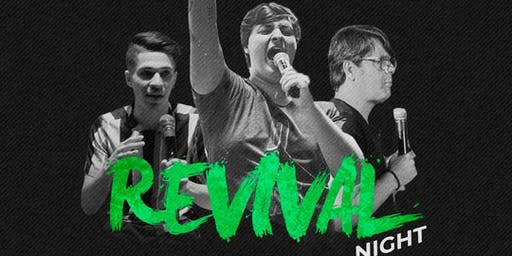 Revival Night - Brasília