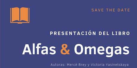 Presentación del libro: Alfas & Omegas - El poder de lo femenino en las organizaciones (BCN) entradas