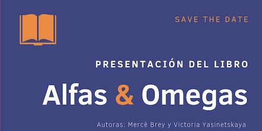 Presentación del libro: Alfas & Omegas - El poder de lo femenino en las organizaciones (BCN)