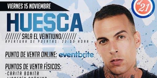 Concierto Magno en Huesca el 15 de Noviembre 2019 en la Sala el Veintiuno