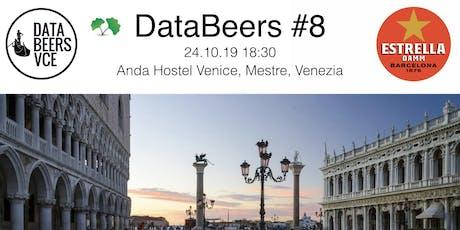 DataBeers Venezia #8 biglietti