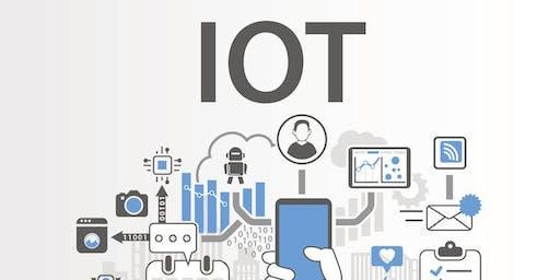 Internet des Objets (IoT), mesures avec une infra InfluxDB/Grafana