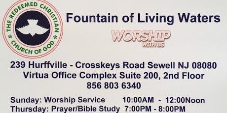Christian Worship Service tickets