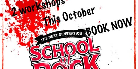 School of Rock Childrens Workshop tickets