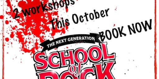 School of Rock Childrens Workshop