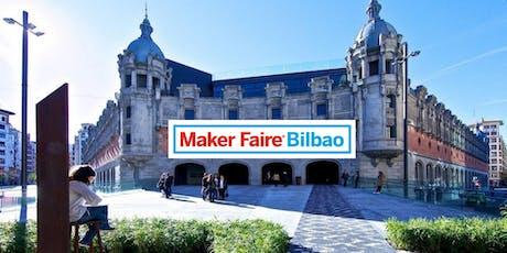 Maker Faire Bilbao 2019 entradas