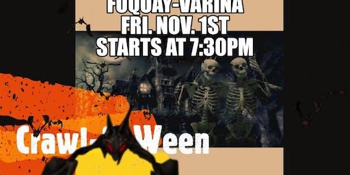 Crawl O Ween Fuquay-Varina