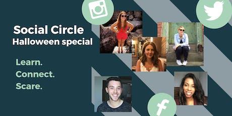Social Circle October tickets