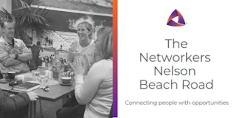 The Networkers Nelson Beach Road tickets